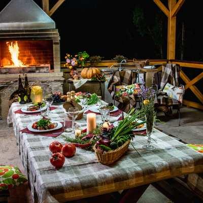 теплые сентябрьские вечера
