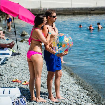Пансионат в Крыму для отдыха с детьми