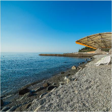 Отдых в Крыму с пляжем – выбирайте Береговой