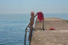 морские развлечения для детей во время отдыха в Алуште