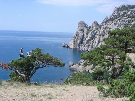 Природа и климат в Крыму - лучший вариант провести лето