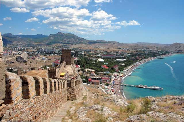 Экскурсионные маршруты для отдыха летом в Крыму